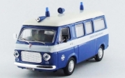 Fiat . Ambulance red cross Milano 1/43