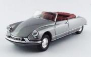 Citroen . convertible metallic grey 1/43