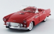 Ford . convertible red 1/43