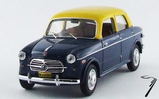 Fiat . TV Taxi Mumbai Inde 1/43