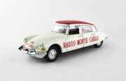 Citroen DS 19 Radio Monte Carlo Tour de France  1/43