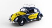 Volkswagen . Maggiolino Lufthansa  1/43