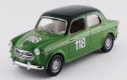 Fiat 1100/103 TV #118 Mille Miglia  1/43