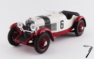 Mercedes SSKL 1er Nurburgring  1/43