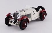 Mercedes SSKL #87 1st Mille Miglia  1/43