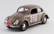 Volkswagen Coccinelle #310 rallye Monte Carlo  1/43