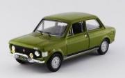 Fiat . Rallye vert 1/43