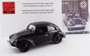 Volkswagen . présentation de la 1ère berline Coccinelle 1/43