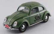 Volkswagen Coccinelle #386 rallye Monte Carlo  1/43