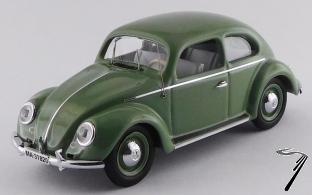 Volkswagen . De Luxe vert 1/43