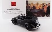 Volkswagen . KDF - 20 avril 1939 - cadeau pour les 50 ans d'Hitler 1/43