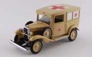 Fiat . Ambulance - Afrique 1/43