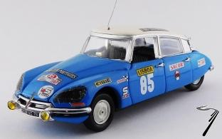 Citroen DS21 #85 - 1er Rallye Portugal  1/43