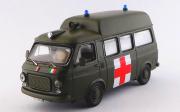 Fiat . Ambulance de l'armée Italienne 1/43