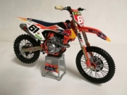 KTM 250 SX-F #61 Champion MX2  1/12