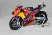 KTM RC 16 Red Bull Moto GP  1/12