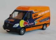 Mercedes Sprinter KTM - Red Bull - 1/38 KTM Red Bull autre