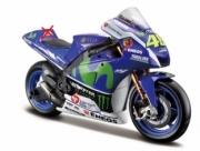 Yamaha YZR M1 Moto GP  1/10