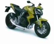 Honda CB 1000 R verte  1/12