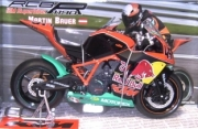 KTM RC8R champion IDM  1/12