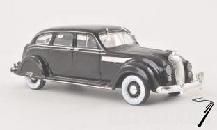 Chrysler . noir 1/43