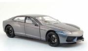 Lamborghini Estoque metallic grey metallic grey 1/43