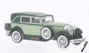 Isotta . Fraschini Tipo 8 vert clair/vert foncé 1/43
