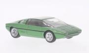 Lamborghini . Bravo vert métallisé 1/43