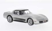 Chevrolet Corvette C3 argent C3 argent  1/43