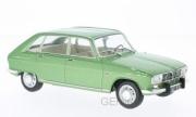 Renault . vert métallisé 1/24