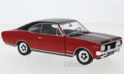 Opel . A GS rouge 1/24