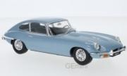 Jaguar Type E bleu blee 1/24