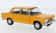 Fiat . orange 1/24