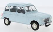 Renault . bleu 1/24
