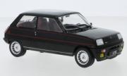 Renault 5 Alpine Noire Alpine Noire 1/24