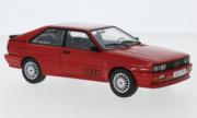 Audi Quattro Rouge Rouge 1/24