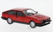 Alfa Romeo GTV 6 rouge 6 rouge 1/43