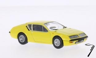 Alpine A 310 1600 jaune 1600 jaune 1/43
