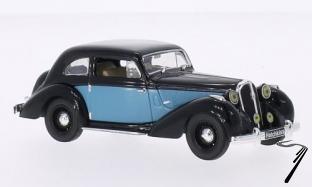 Hotchkiss . 686 GS noir/bleu 1/43