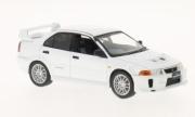 Mitsubishi . EVO V RS, Silver - right hand drive 1/43