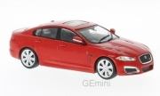 Jaguar XFR metallic red R metallic red 1/43
