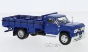 Chevrolet . bleu 1/43
