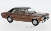 Ford . GXL brun métallisé/noir 1/43