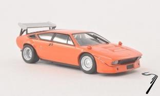 Lamborghini Urraco rally orange rally orange 1/43