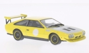 Lamborghini Jarama rally jaune rally jaune 1/43