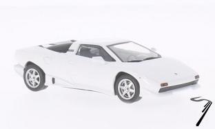 Lamborghini P140 blanc blanc 1/43