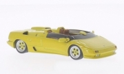 Lamborghini Diablo roadster yellow convertible yellow 1/43