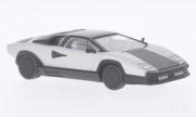 Lamborghini Countach Evoluzione grey/matt black Evoluzione grey/matt black 1/43