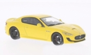 Maserati . MC Stradale yellow 1/43