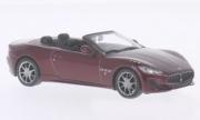 Maserati Grandcabrio Sport rouge foncé Sport rouge foncé 1/43
